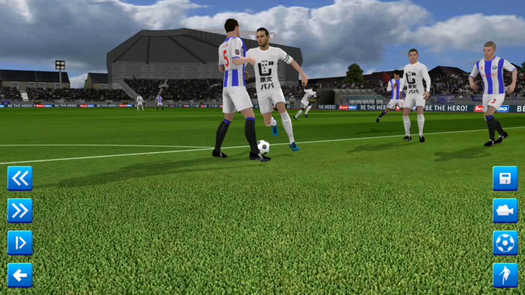 Dream League Soccer 2019 原文パパ